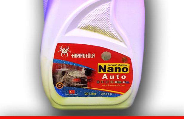 عرضه و فروش نانو شامپو + پودر کارواش جهت شستشو بدون دست